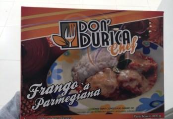 Frango a Parmegiana Don Durica Chef