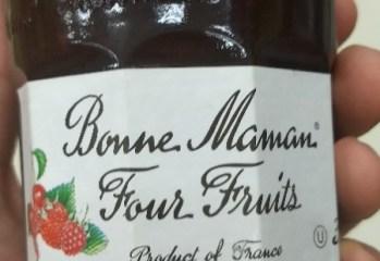 Geleia de Frutas Vermelhas Bonne Maman