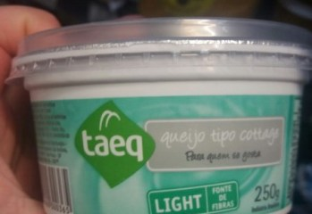 Queijo Tipo Cottage Light Taeq