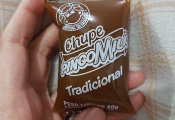 Doce de Leite Tradicional Chupe Pingo Milk