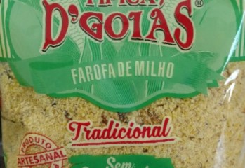 Farofa de Milho Tradicional Típica D'Goiás