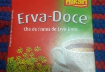 Chá de Frutos de Erva-doce Hikari