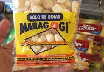 Bolo de Goma Maragogi