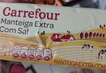 Manteiga Extra Com Sal Carrefour