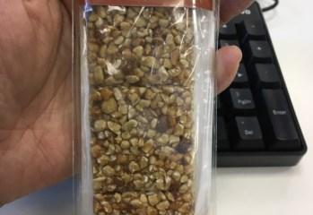 Doce Crocante Amendoim Diet Fibraup