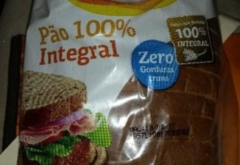 Pão 100% Integral Vital Dia