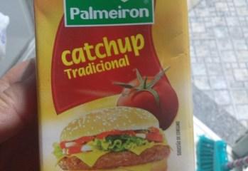 Catchup Tradicional Palmeiron