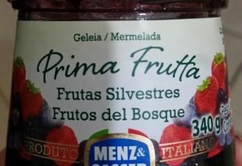 Geleia de Frutas Silvestres Menz & Gasser