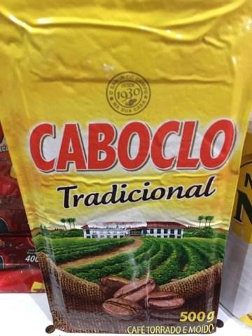 Cafe Tradicional Caboclo