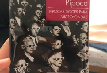 Hora da Pipoca Pipocas Doces para Micro-Ondas Pingo Doce