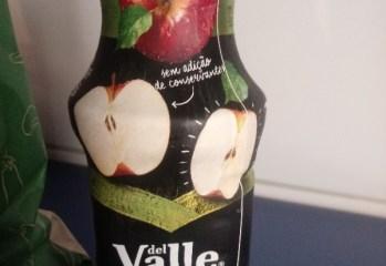 Suco de Maçã com Fibras Del Valle