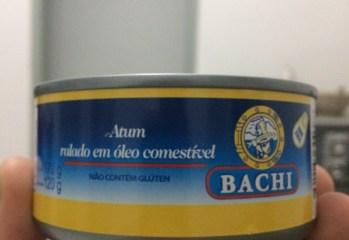 Atum em Óleo Comestível Bachi