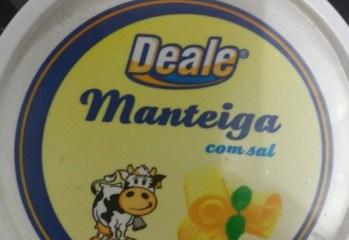 Manteiga Com Sal Deale