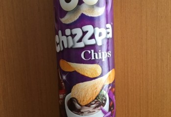 Batata Chips Barbeque Chizzpa