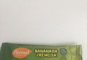 Bananada Cremosa Flormel