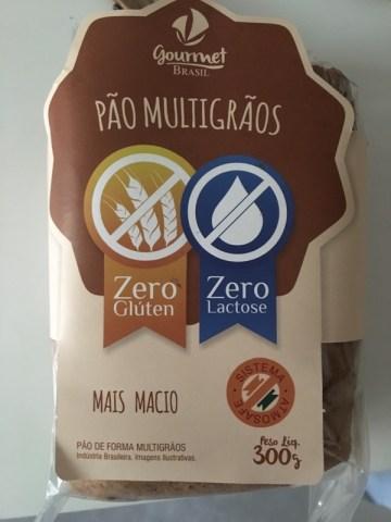 Pão Multigrãos Gourmet Brasil