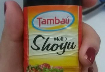 Molho Shoyu Tambaú
