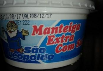 Manteiga Extra Com Sal São Leopoldo