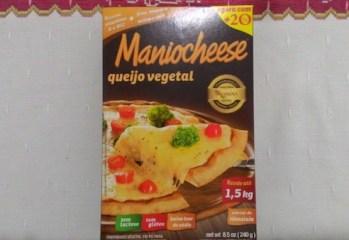 Queijo Vegetal Maniocheese