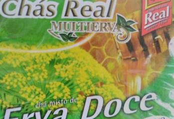 Chá Misto de Erva Doce com Sabor de Mel Real