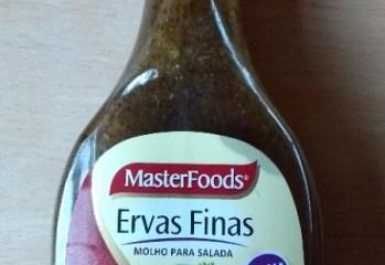 Molho para Salada Ervas Finas MasterFoods