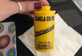Canela em Pó Portuense
