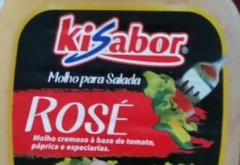 Molho para Salada Rosé Kisabor