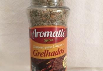 Tempero para Carnes e Grelhados Aromatic Spices