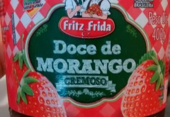Doce de Morango Fritz & Frida