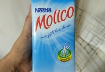Leite UHT Desnatado Molico Total Cálcio Nestlé