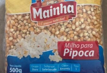 Milho para Pipoca Mainha