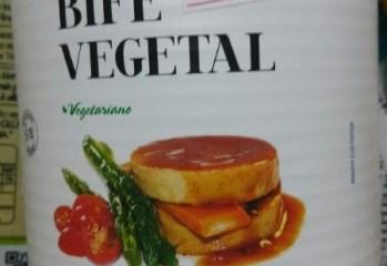 Bife Vegetal Superbom