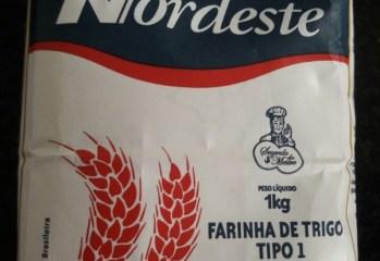 Farinha de Trigo Tipo 1 Nordeste