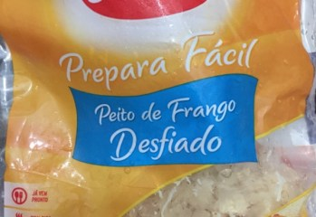 Peito de Frango Desfiado Seara
