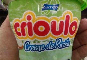 Creme de Ricota Crioulo