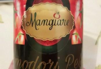 Tomates Pelados em Suco de Tomate Mangiare