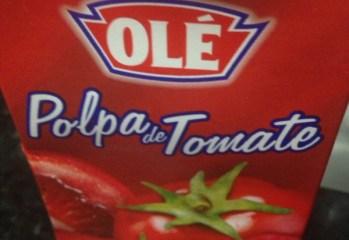 Polpa de Tomate Olé