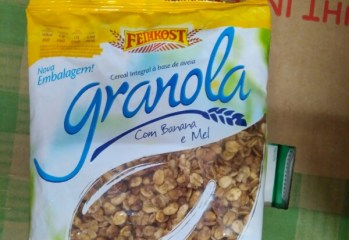 Granola com Banana e Mel Feinkost