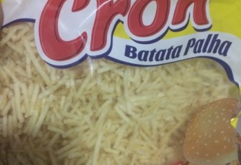 Batata Palha Super Crok Mega Chips