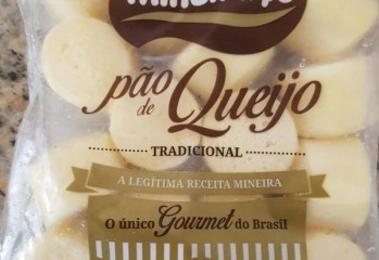 Pão de Queijo Tradicional Mineiraço