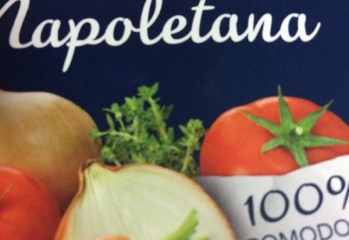 Molho de Tomate Napoletana Barilla