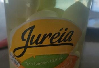 Ovos de Codorna em Conserva Juréia