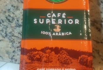 Café Superior Arábica Torrado e Moído Aviação