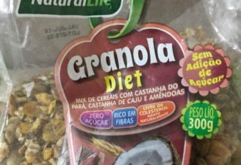 Granola Diet Natural Life Kodilar