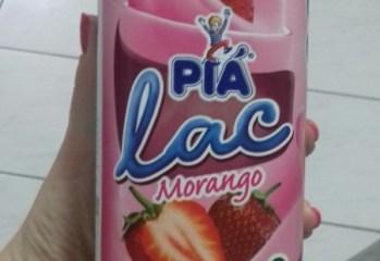 Bebida Láctea Fermentada Morango Piá Lac