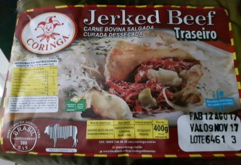 Jerked Beef Traseiro Coringa