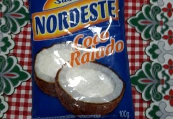 Coco Ralado Sabor Nordeste