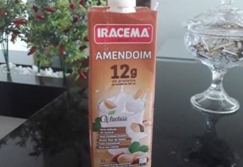 Alimento com Amendoim Zero Lactose  Iracema