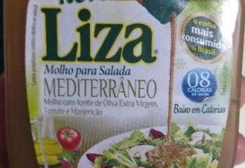 Molho para Salada Mediterrâneo Liza