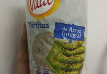Tortitas de Arroz Integral Vital Dia